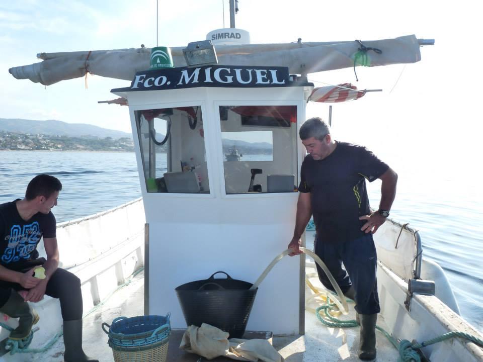 Francisco Miguel ya forma parte de la Marca Colectiva Concha de la Costa